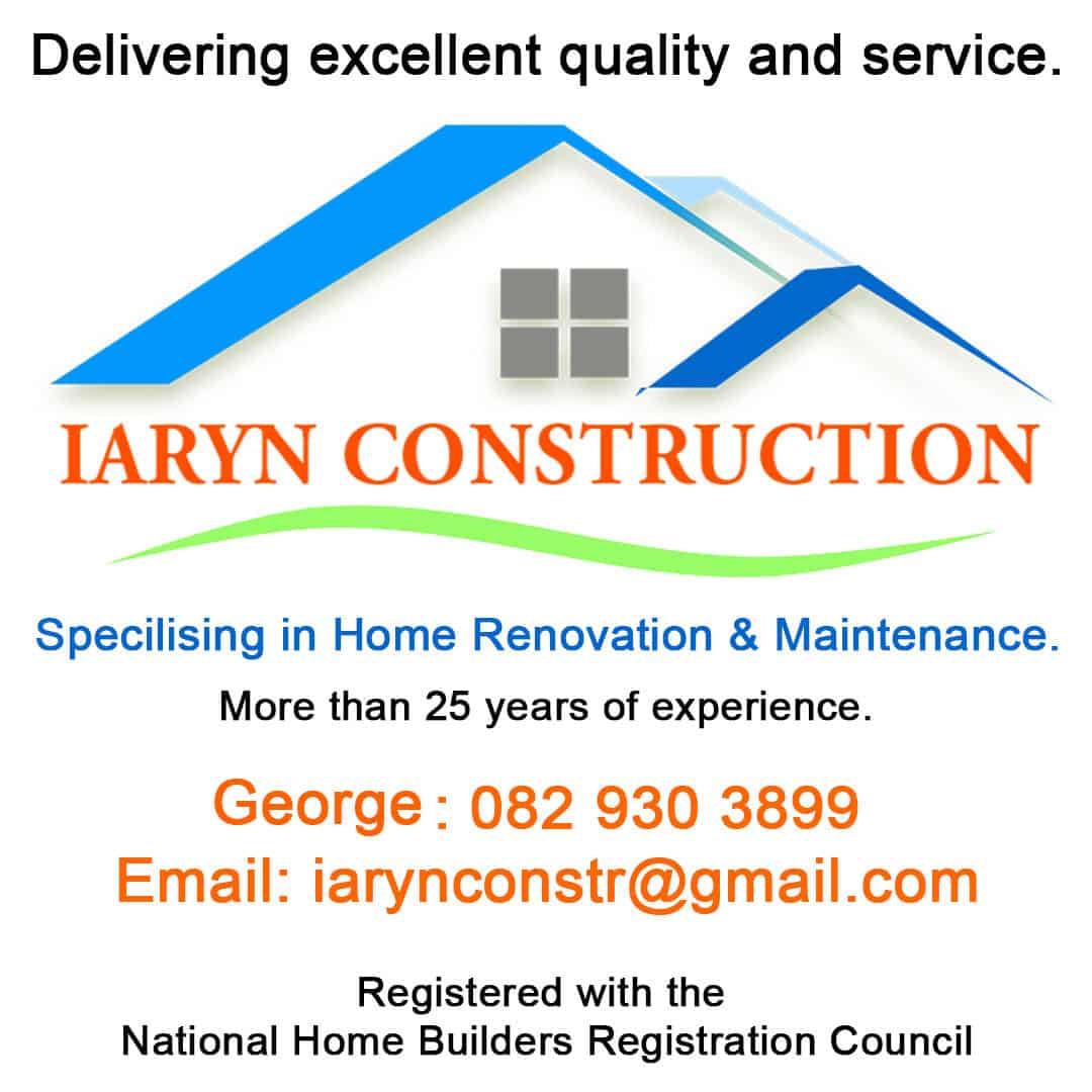 Iaryn Construction
