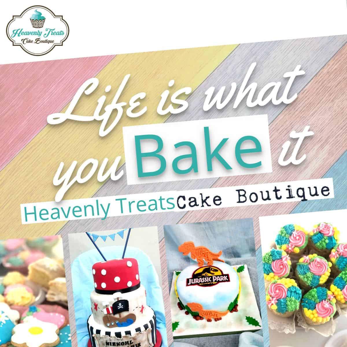 Heavenly Treats Cake Boutique