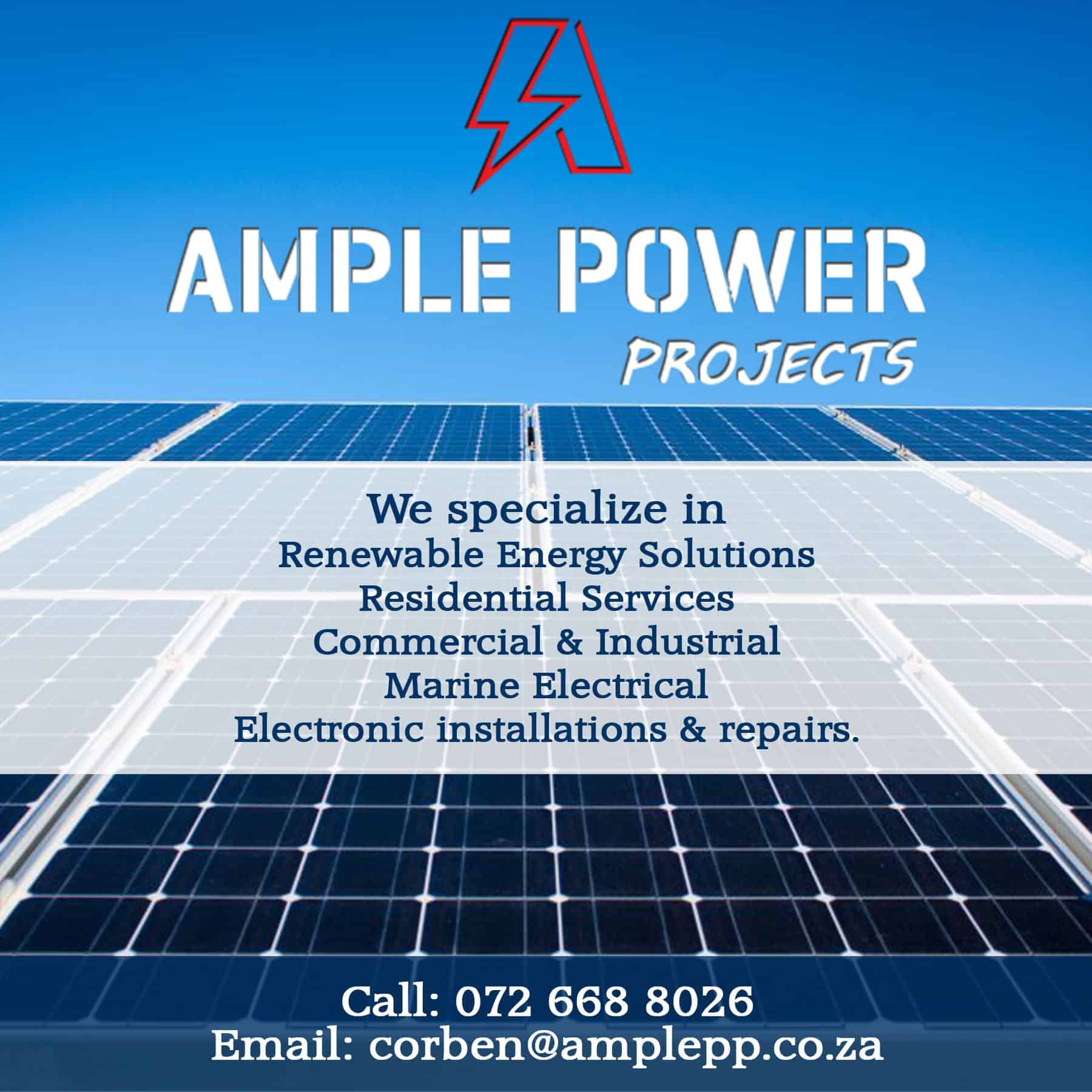 Ample Power Projects